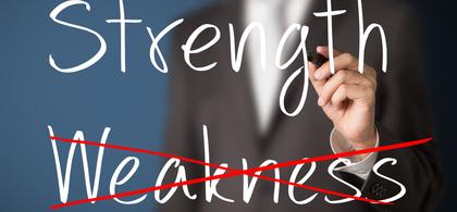 11. strengths vs weaknessess