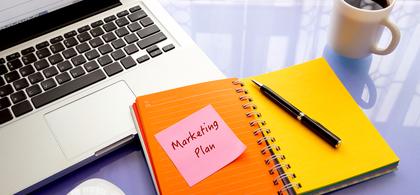 9. marketing plan