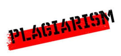 2. plagiarism