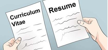 7. cv resume