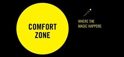 11. comfort zzone