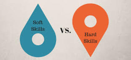 13. hard soft skills