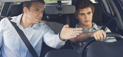 Instruktor i vozitjes