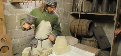 The stonemason