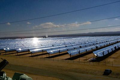 Centrale solare termodinamica e a biomassa di san quirico grig replica a premio nobel carlo - Centrale solare a specchi ...