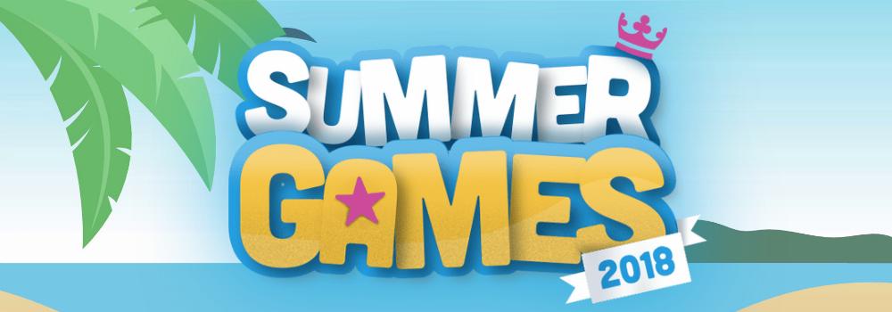 Summer Games 2018 er i gang!