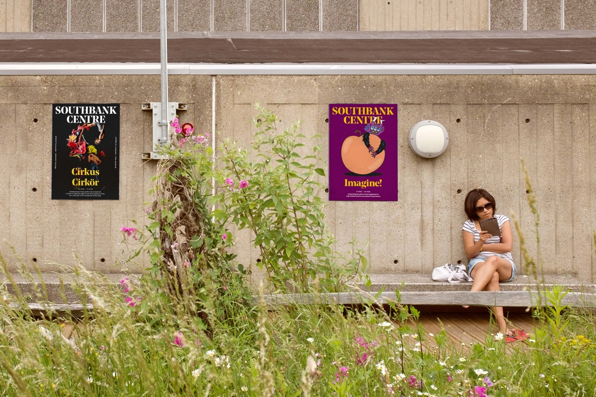 North on creating a new identity for the Southbank Centre ...