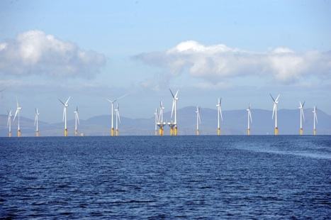 Energy infrastructure must allow for the intermittency of wind power