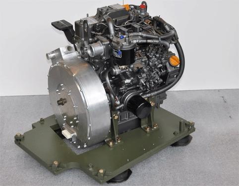 Qinetiq Unveils High Voltage Fighting Vehicle The