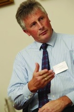 John Ransford, Manufacturing Advisor, Manufacturing Advisory Service
