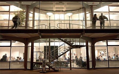 Bath University library