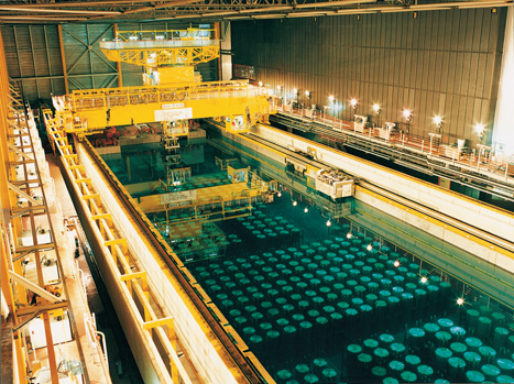 Sellafield: long-lived nuclear waste could be made less hazardous