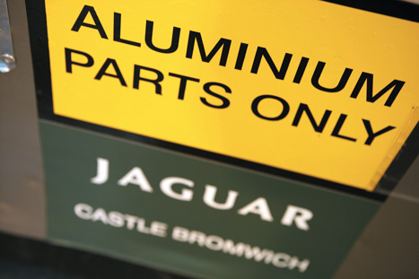 Opportunity: JLR decided to change the sourcing for 12 cast aluminium components