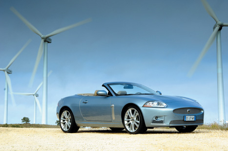 Jaguar XK:assembled in Castle Bromwich