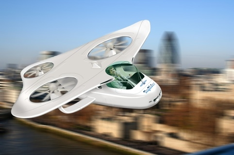 myCopter concept