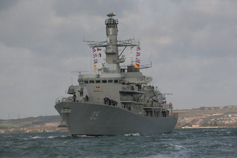 Out of steam: the Type 23 ships are due to be decommissioned