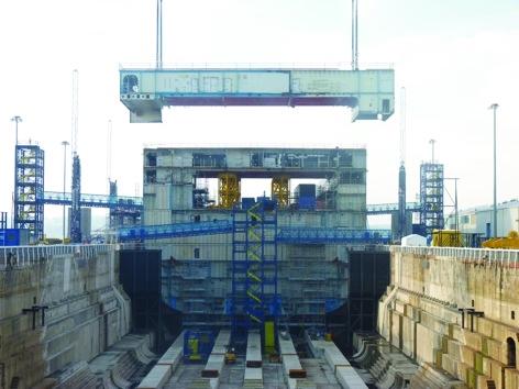 block lift