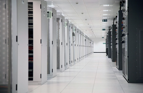 Datacentre white