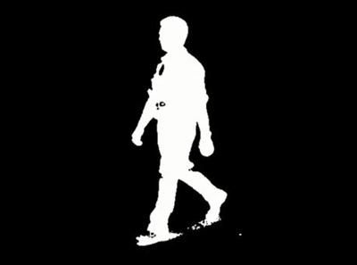 NPL's gait recognition system
