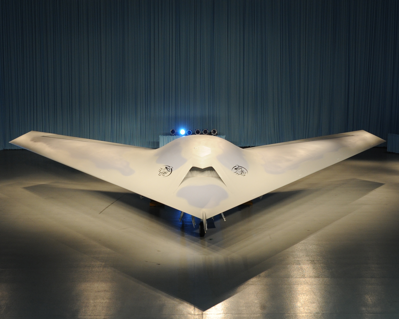 Boeing's Phantom Ray