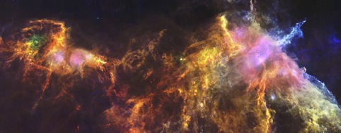 Herschel's stunning view of the Horsehead nebula