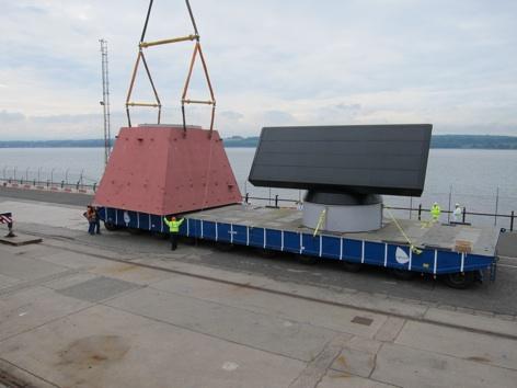 carrier radar
