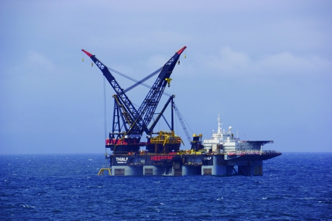 Installing the subsea infrastructure for Laggan Tormore