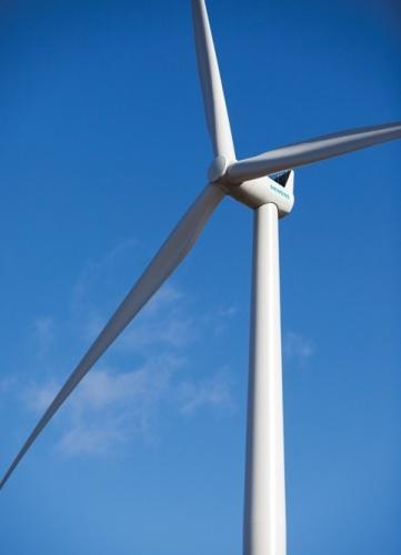 Markteinführung der neuen getriebelosen Siemens-Windenergieanlage SWT-3.0-101 / New Siemens Direct Drive wind turbine ready for sale