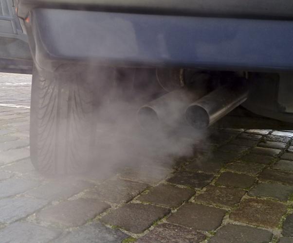 diesel air pollution