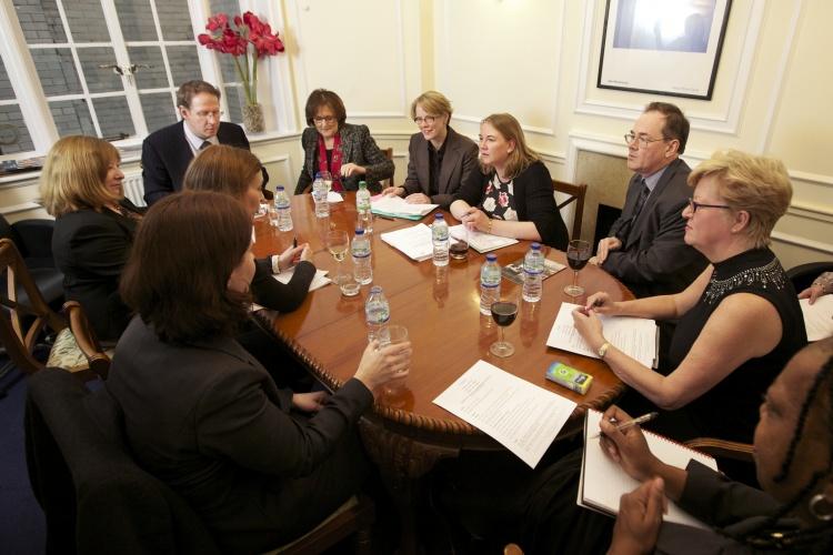 Diversity meeting