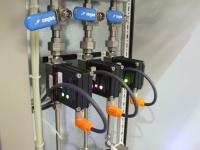 'Dirty water' ultrasonic flowmeter