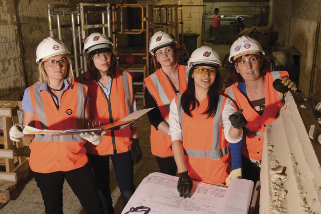 Bucking the trend why the civil sector has more female for I need an engineer
