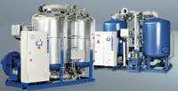 Everdry heat-regeneration adsorption dryer