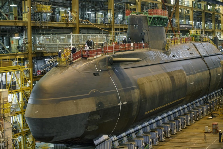 BAE submarine