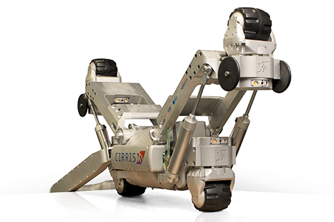 The CIRRIS XR Repair Robot
