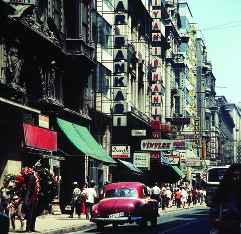 Istanbul 1950s
