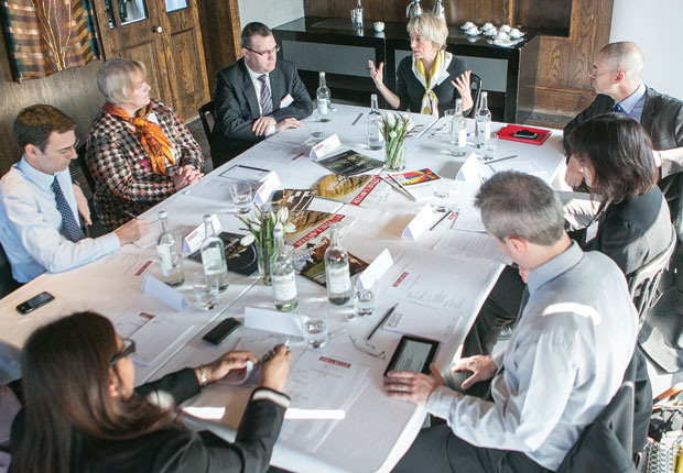 Public sector roundtable
