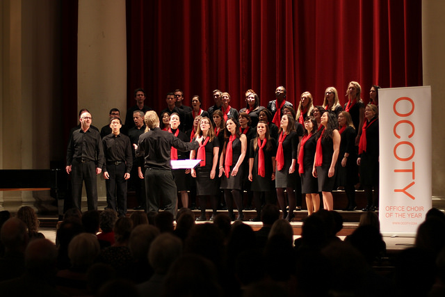 Norton Rose Choir