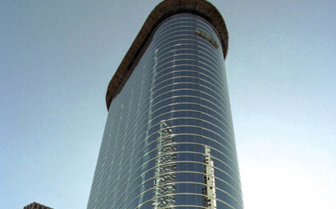 The Enron building