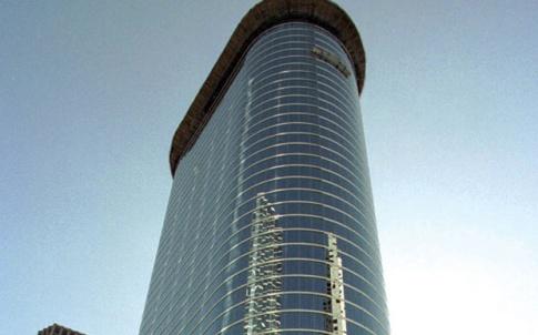 The Enron building