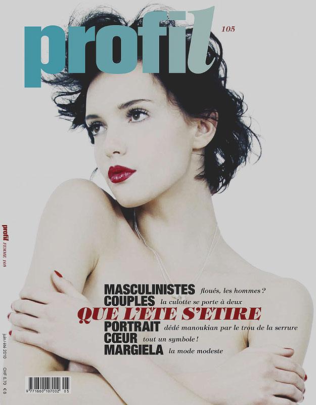 profil femme magazine