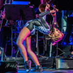 Picture of Lindsey Stirling in concert by Mark Horan