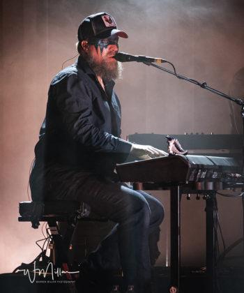 Picture of John Grant in concert by Warren Millar