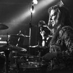 Picture of Marianne Heikkinen in concert by Olga Davydova