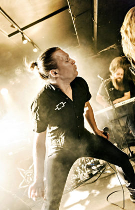 Picture of Jukka Pelkonen in concert by Olga Davydova