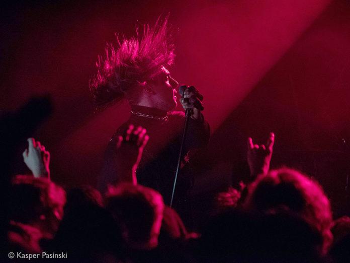 Picture of the Ghostemane gig by Kasper Pasinski
