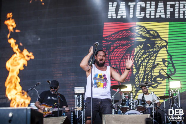 Picture of Katchafire by Deb Kloeden