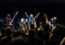 Picture of Udo Dirkschneider in concert by Leca Suzuki