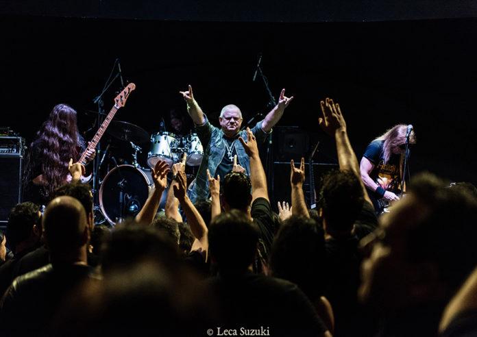 Picture of Udo Dirkschneider in concert by Leca Suzuki