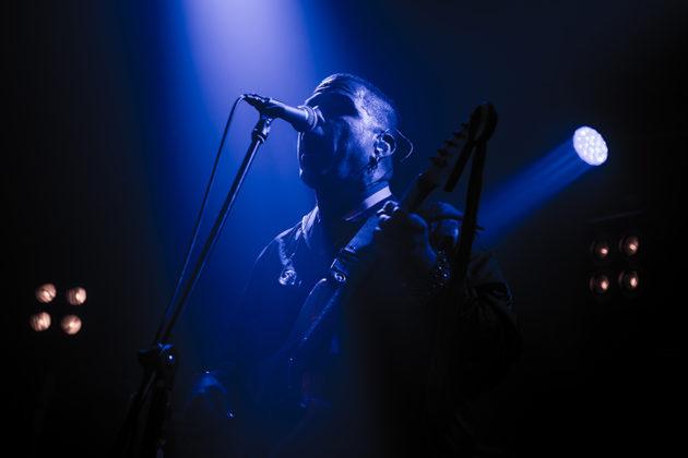 Picture of Gökhan Özoğuz by Istanbul concert photographer Ipek Yilmaz